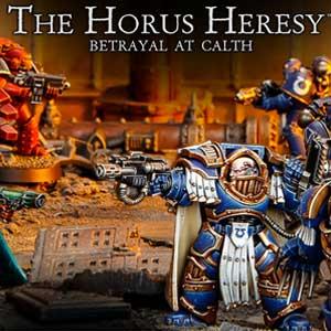 Buy The Horus Heresy Betrayal at Calth CD Key Compare Prices