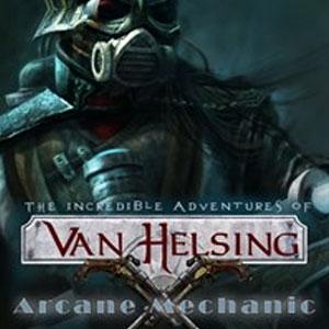 The Incredible Adventures of Van Helsing Arcane Mechanic