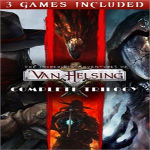 The Incredible Adventures of Van Helsing Complete Trilogy