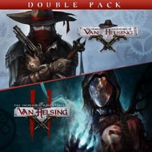 The Incredible Adventures of Van Helsing Double Pack