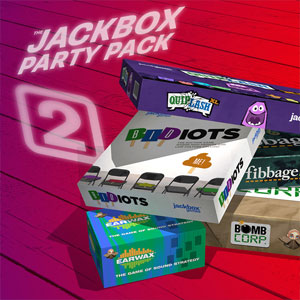 Buy The Jackbox Party Pack 2 PS4 Compare Prices