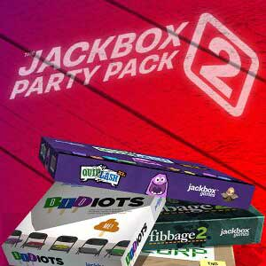 Buy The Jackbox Party Pack 2 CD Key Compare Prices