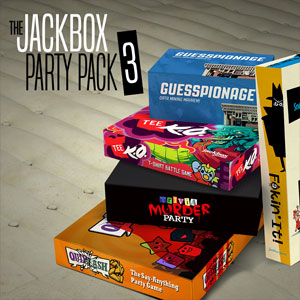 Buy The Jackbox Party Pack 3 PS4 Compare Prices