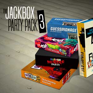 Buy The Jackbox Party Pack 3 CD Key Compare Prices