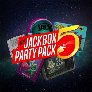 Buy The Jackbox Party Pack 5 CD Key Compare Prices