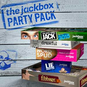Buy The Jackbox Party Pack CD Key Compare Prices