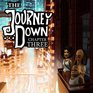 The Journey Down Chapter Three