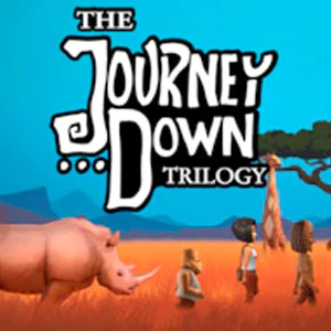 The Journey Down Trilogy