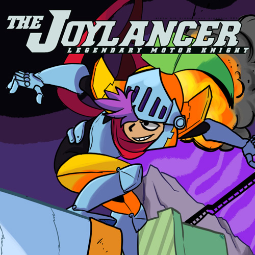 The Joylancer Legendary Motor Knight
