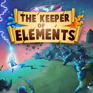 Buy The Keeper of 4 Elements PS4 Game Code Compare Prices