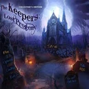 The Keepers Lost Progeny