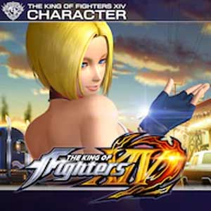 The King of Fighters 14 Blue Mary