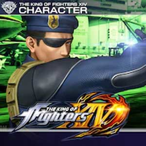 The King of Fighters 14 Heidern
