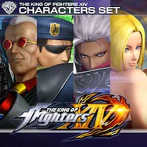 The King of Fighters 14 New Fighters Pack 2