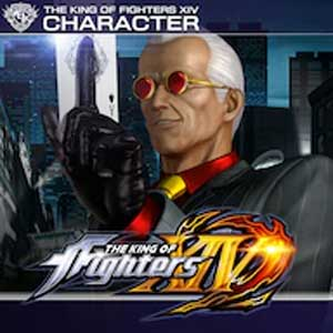 The King of Fighters 14 Oswald