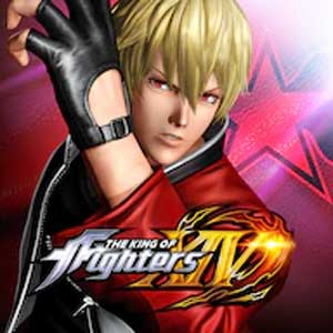 The King of Fighters 14 Rock Howard