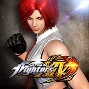 The King of Fighters 14 Vanessa