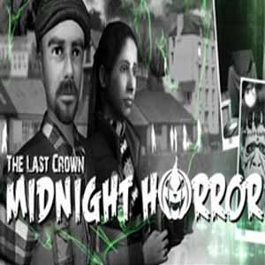 Buy The Last Crown Midnight Horror CD Key Compare Prices