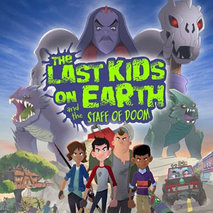 Buy The Last Kids on Earth and the Staff of Doom Nintendo Switch Compare Prices