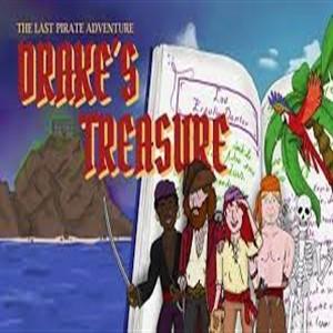 The Last Pirate Adventure Drakes Treasure