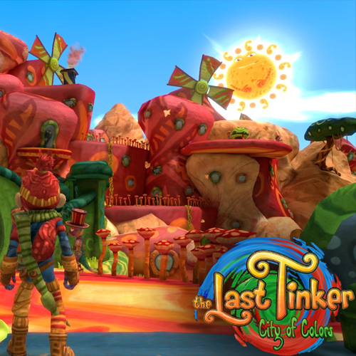 Buy The Last Tinker City Of Colors PS4 Game Code Compare Prices
