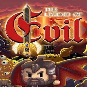 THE LEGEND OF EVIL