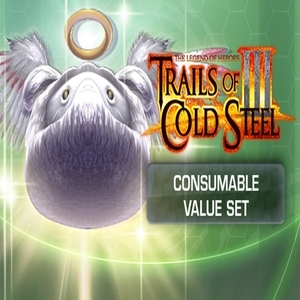 The Legend of Heroes Trails of Cold Steel 3 Consumable Value Set