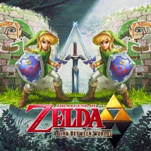 Buy The Legend of Zelda A Link Between Worlds Nintendo 3DS Download Code Compare Prices