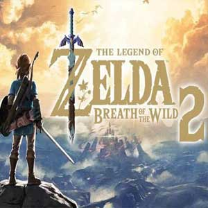 Buy The Legend of Zelda Breath of the Wild 2 Nintendo Switch Compare Prices