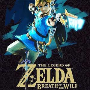 Buy The Legend of Zelda Breath of the Wild Wii U Download Code Compare Prices