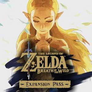 Buy The Legend of Zelda Breath of the Wild Expansion Pass Nintendo Switch Compare prices