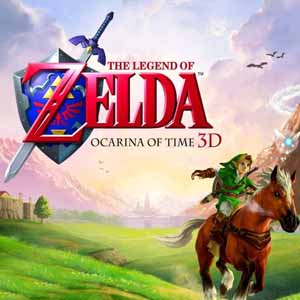Buy The Legend of Zelda Ocarina of Time 3D Nintendo 3DS Download Code Compare Prices