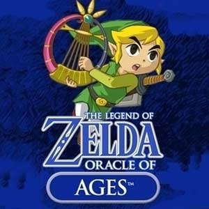 Buy The Legend of Zelda Oracle of Ages Nintendo 3DS Download Code Compare Prices