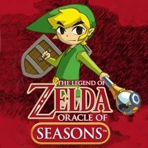 Buy The Legend of Zelda Oracle of Seasons Nintendo 3DS Download Code Compare Prices
