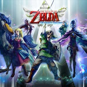 Buy The Legend of Zelda Skyward Sword Wii U Download Code Compare Prices