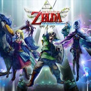 Buy The Legend of Zelda Skyward Sword Wii U Download Code Compare Prices