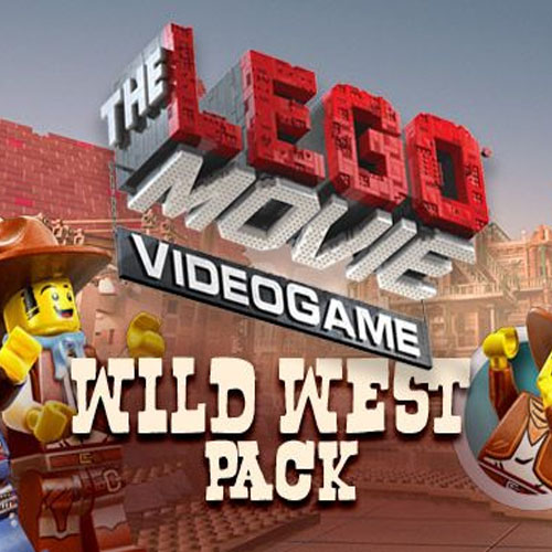 The Lego Movie Videogame Wild West Pack