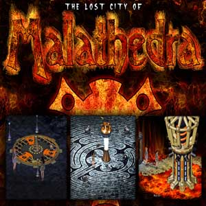 Buy The Lost City Of Malathedra CD Key Compare Prices
