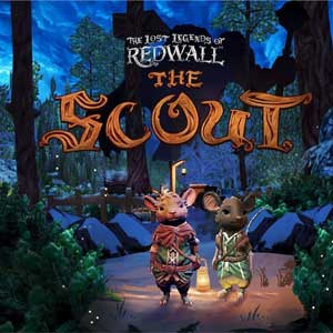 The Lost Legends of Redwall The Scout