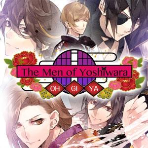 The Men of Yoshiwara Ohgiya