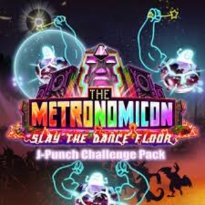 The Metronomicon J Punch Challenge Pack
