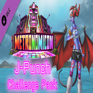 The Metronomicon J-Punch Challenge Pack