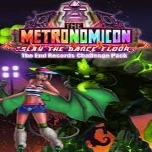 Buy The Metronomicon The End Records Challenge Pack Xbox One Compare Prices