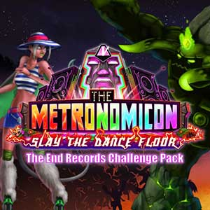 The Metronomicon The End Records CP