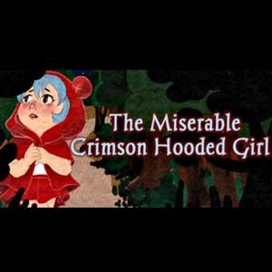 The Miserable Crimson Hooded Girl