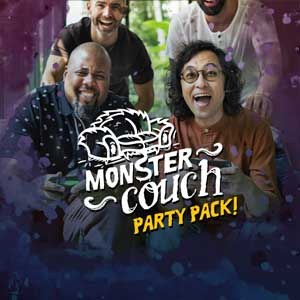 Buy The Monster Couch Party Pack PS4 Compare Prices