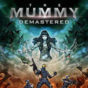 Buy The Mummy Demastered PS4 Compare Prices