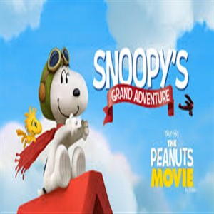 The Peanuts Movie Snoopys Grand Adventure