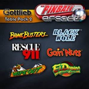 Buy The Pinball Arcade Gottlieb Table Pack 2 Nintendo Switch Compare Prices
