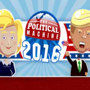Buy The Political Machine 2016 CD Key Compare Prices